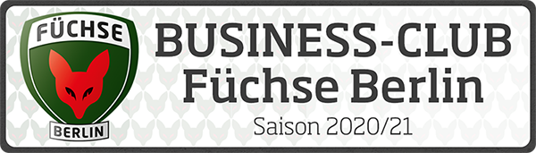 Füchse Berlin Business-Club Logo
